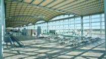Alicante Airport – View Of The New Terminal